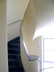 Huis Sonneveld, staircase