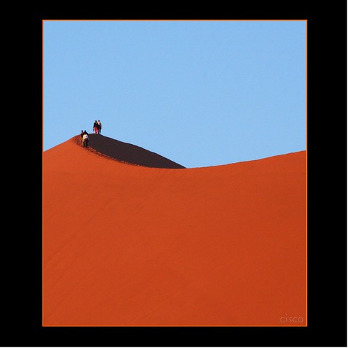 "blue sky sand desert cisco duna namibia soussusvlei photographia ""photographia"" magicunicornverybest"