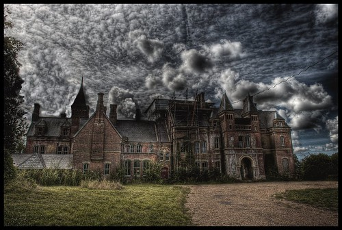 Abandoned Girls School
