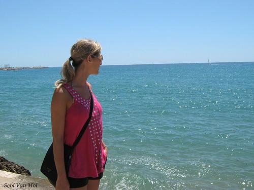 Summer in Barcelona