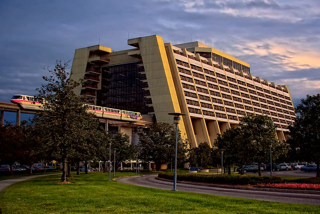 Disney's Contemporary Resort | Walt Disney World Resort