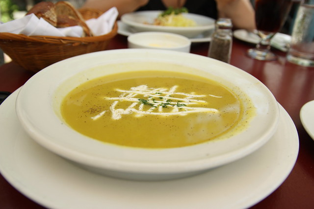 Chilled Curried Asparagus Soup | Flickr - Photo Sharing!