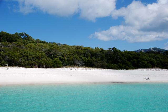 Parque Nacional de las Islas Whitsunday, Australia