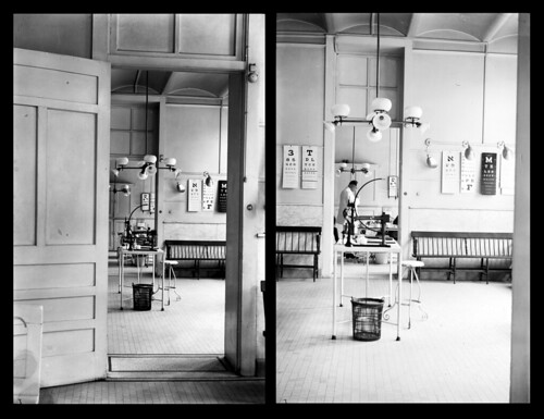 Optician Office - Two Views