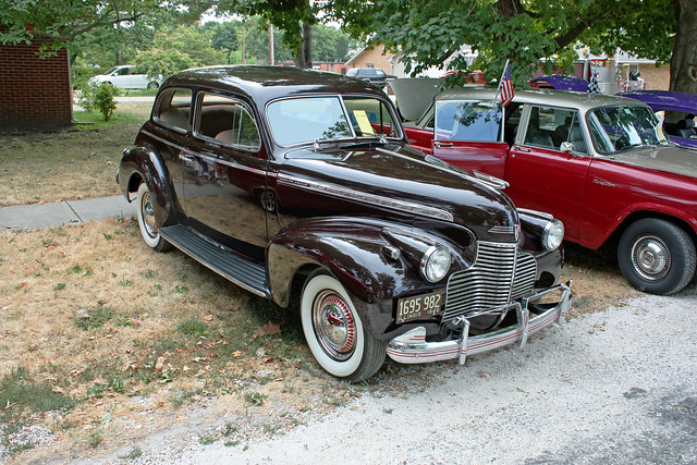 1940 chevrolet special deluxe 2 door town sedan 2 of 7 for 1940 chevrolet 2 door sedan