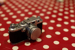 Leica III - Polka Dots by Mr.FoxTalbot