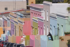 Bo-Kaap - Cape Town, South Africa