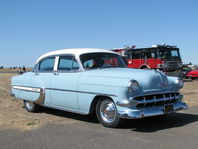 Photo for 1954 belair 4 door