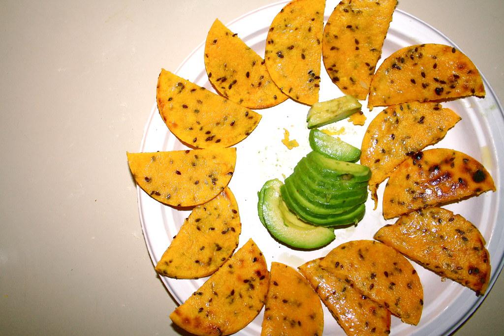 Pumpkin Arepas
