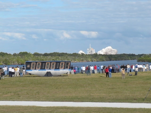 Launch of Space Shuttle Atlantis STS-129   laughingsquid ...