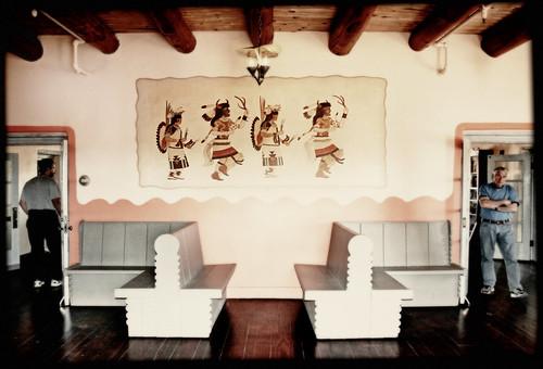 Painted Desert Inn Dining Area by Juli Kearns (Idyllopus)