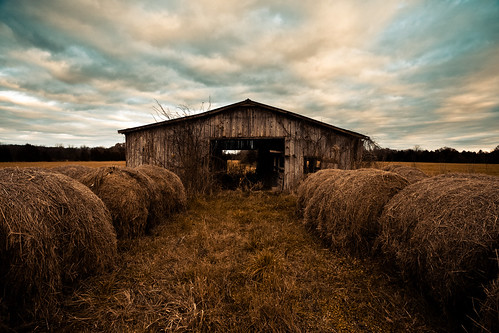 blue sky field barn canon landscape tn nashville hay 1740 5dmarkii