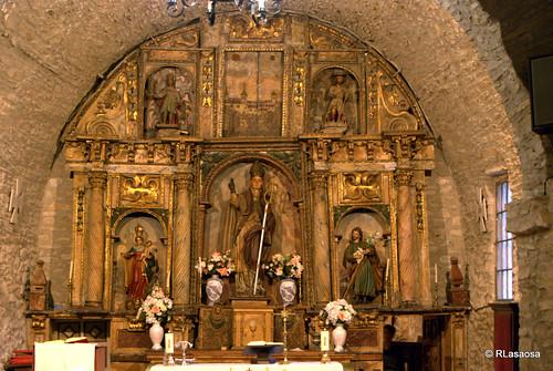 Iglesia de Trabadelo, León by Rufino Lasaosa