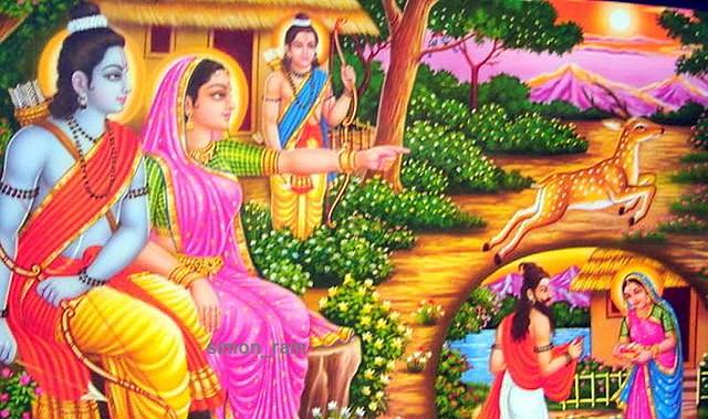 देखिहउँ जाइ चरन जलजाता। अरुन मृदुल सेवक सुखदाता॥ जे पद परसि तरी रिषनारी। दंडक कानन पावनकारी॥3॥
