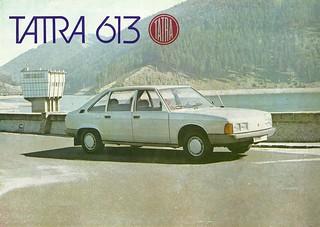 Tatra 613-2 1984