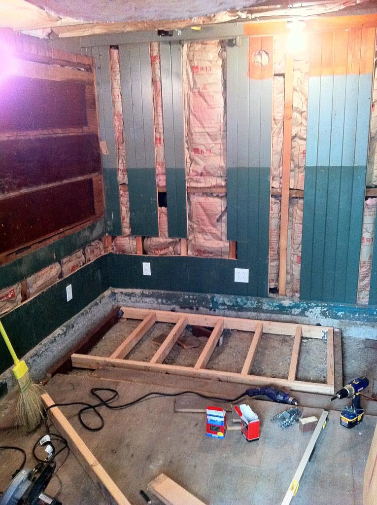 BUILDING A SUBFLOOR. BUILDING A - 3 BEDROOM 2 BATHROOM ...