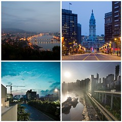 Flickr favorites - City in the morning