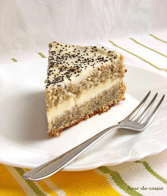 маково-лимонный торт 5