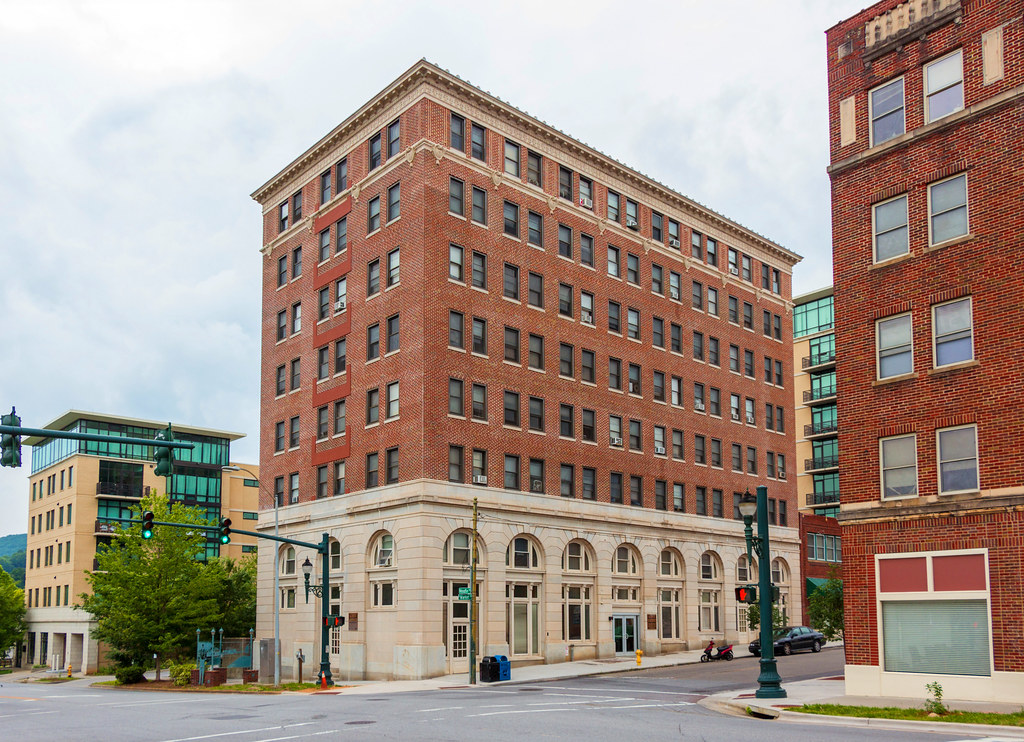 Hotels Near Pack Square Asheville Nc