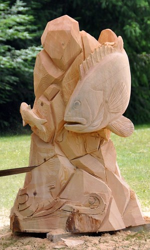 Images about carved animals on pinterest chainsaw