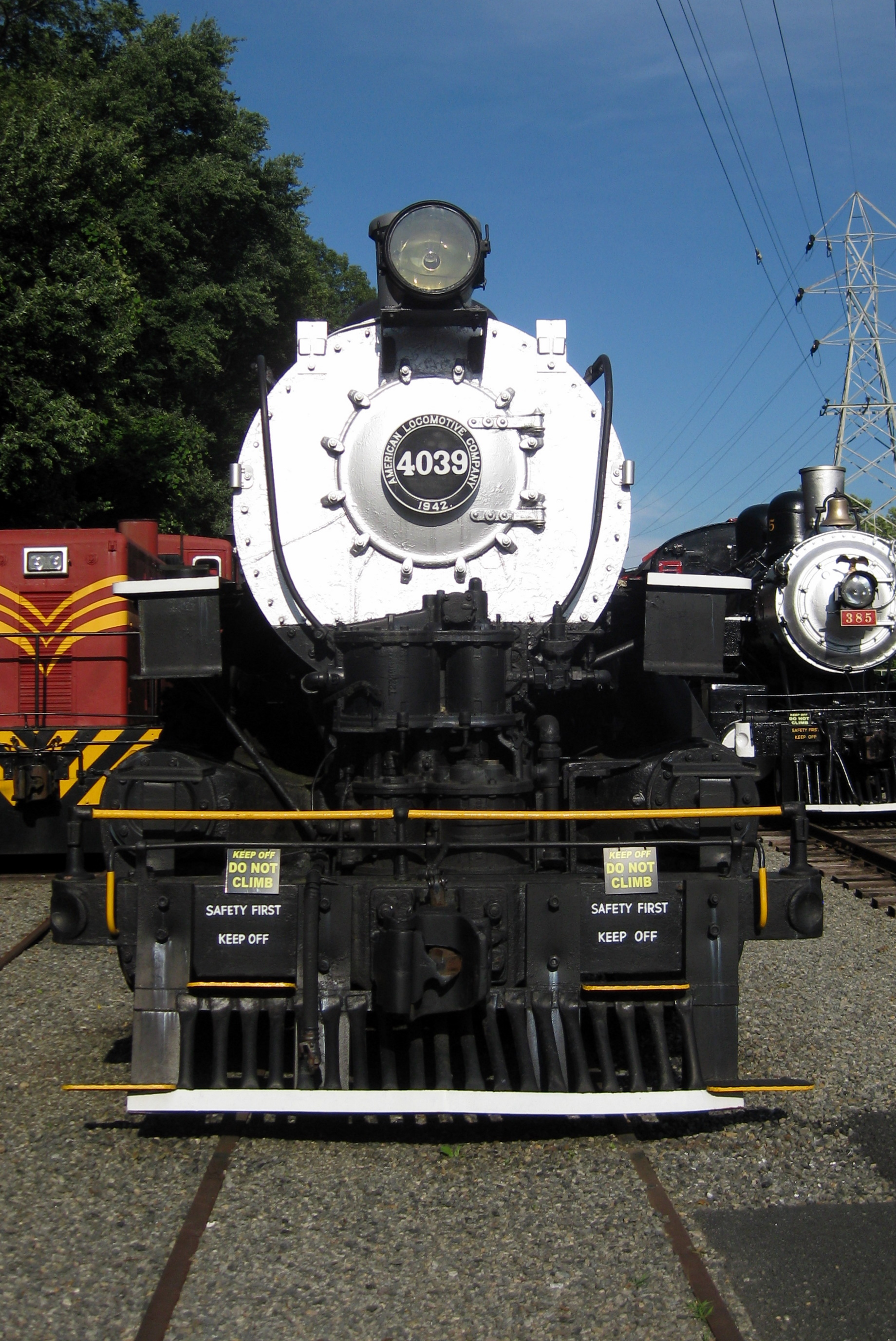 Whippany (NJ) United States  City pictures : NJ Whippany: Whippany Railway Museum United States Army Steam ...