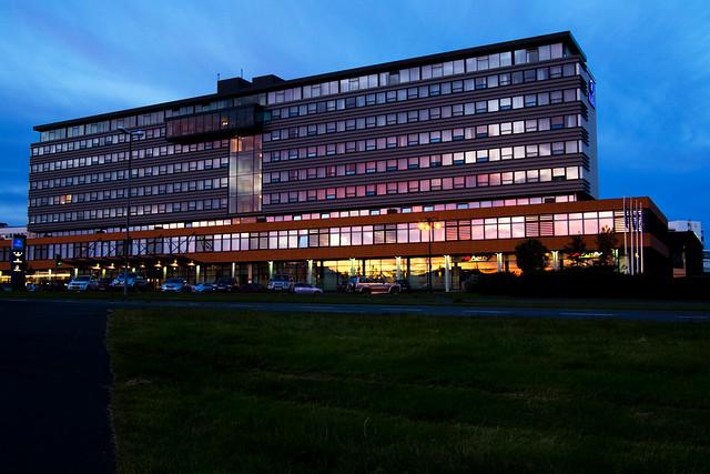 Hilton Hotel Reykjavik Drinks Menu
