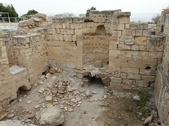 stone wall, wall, ruins, quarry, archaeological site,