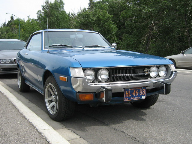 1973 Toyota Celica St Flickr Photo Sharing
