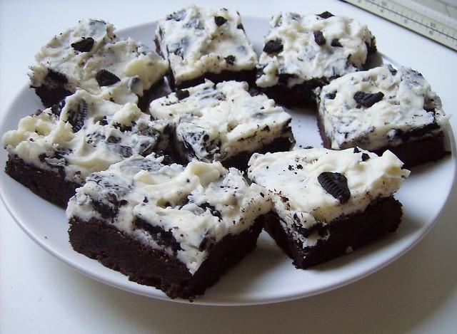 Oreo Brownies | Flickr - Photo Sharing!