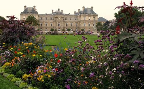 Jardin et Palais du Luxembourg, Paris (by: Pablo Rosa, creative commons)