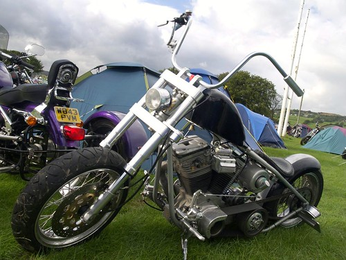 Harley-Davidson Custom Chopper
