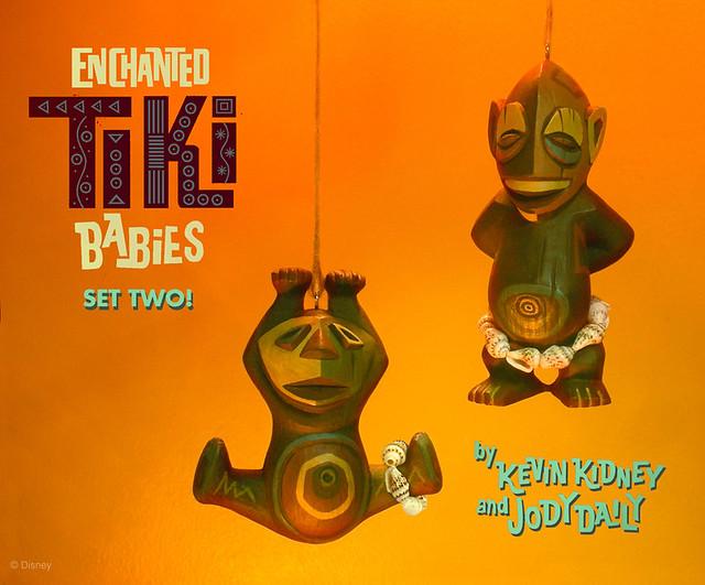 New Disneyland TIKI BABIES Series 2