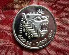 silver lydian lion