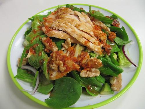 Avocado Deluxe salad