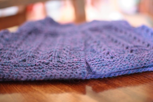 sweater :: almost done!