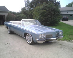 1972 Oldsmobile Eighty-Eight Delta Royale Convertible