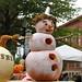 Pumpkin Snowman by limulus