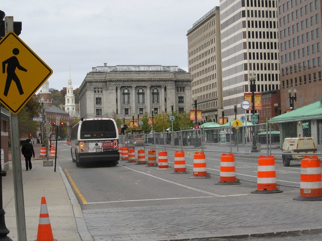 Kennedy Plaza Repaving Project