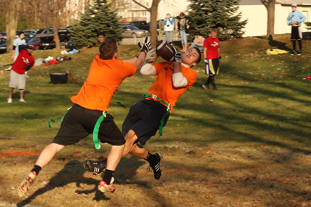 Fall Classic 2009 - Flag Football Action | Flickr - Photo Sharing!