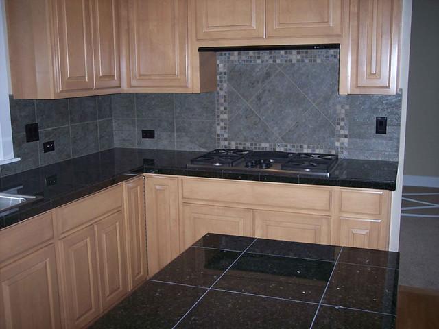 galaxy black granite counter with backsplash flickr photo sharing