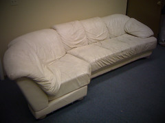 floor, furniture, sofa bed, couch, studio couch,