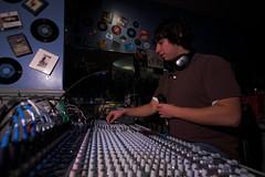 music(1.0), audio engineer(1.0), entertainment(1.0), disc jockey(1.0), recording(1.0),