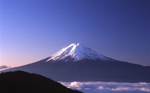 天下茶屋@御坂峠からの富士山 - Mt.Fuji from misaka pass - 無料写真検索fotoq