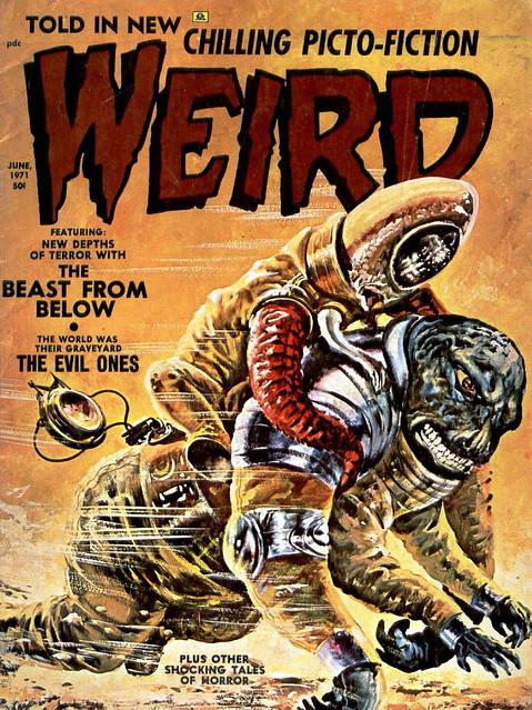 Weird June 1971
