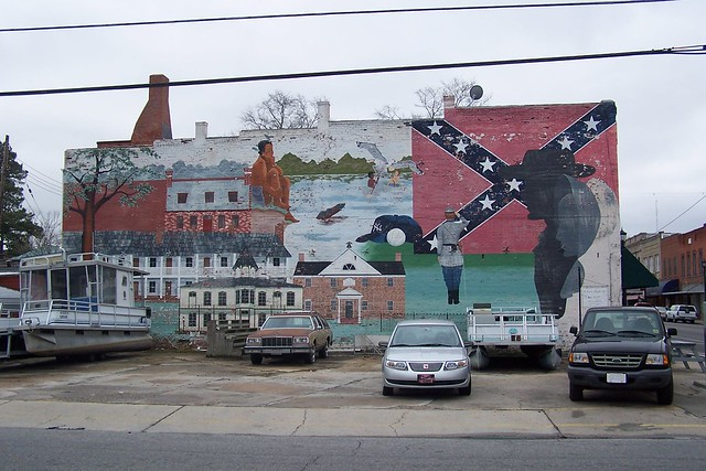 Historic Hertford Mural Flickr Photo Sharing