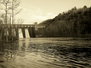 Norfork Dam-Arkansas