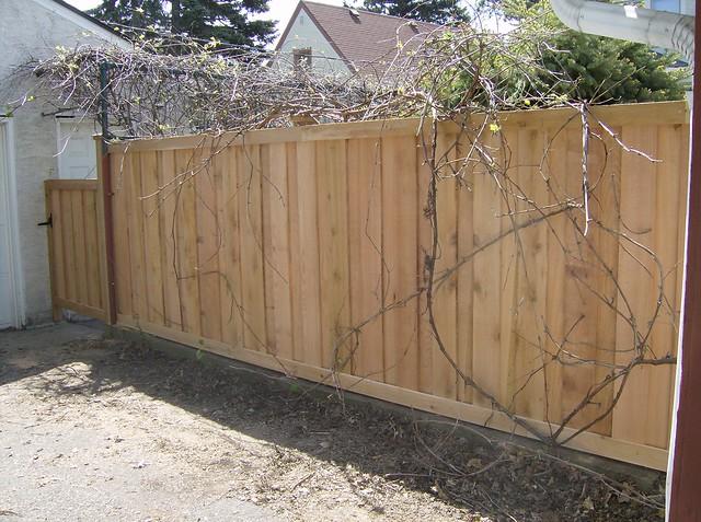 Northland fence Installs (Cedar,Chain Link,Vinyl,aluminum, repairs)