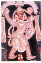 Sri Gali Anjaneya Temple, Bangalore