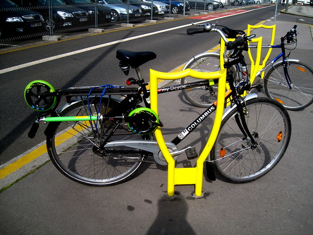 Prague Bike Rack