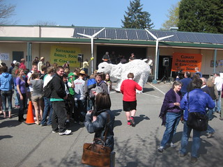 Vashon Earth Day 2011